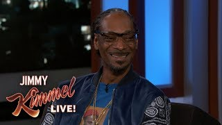 Snoop Dogg Reveals ONLY Person to Out-Smoke Him