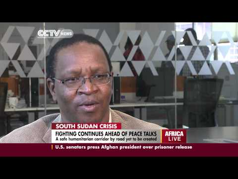 Kenya's PS for Foreign Affairs talks on S.Sudan peace talks