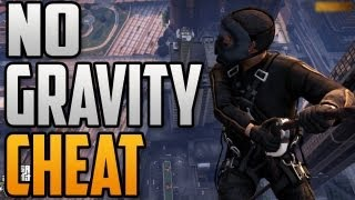 *NEW* GTA 5 Cheat Codes: Moon Gravity Cheat Code Tutorial (No Gravity Cheat Code) Grand Theft Auto 5