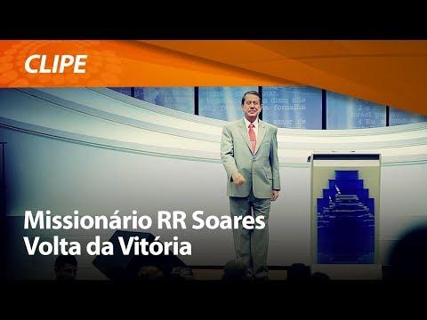 R.R. Soares - Volta da Vitória (Clipe Oficial) Graça Music