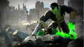 Trailer Liga Da Justiça 2012 [jogo]hd