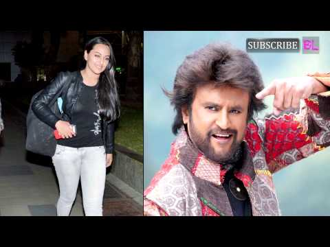 Why was Rajinikanth hesitant to romance Sonakshi Sinha onscreen