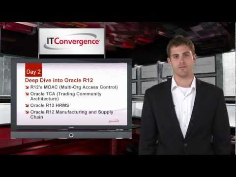 Oracle R12 Training- Preparing for Oracle R12 Upgrade