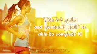 Lose Belly Fat Running Burn Fat And Get A FLAT Stomach