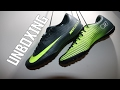NIKE CR7 UNBOXING WEIGHT