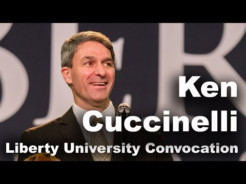 Ken Cuccinelli - Liberty University Convocation