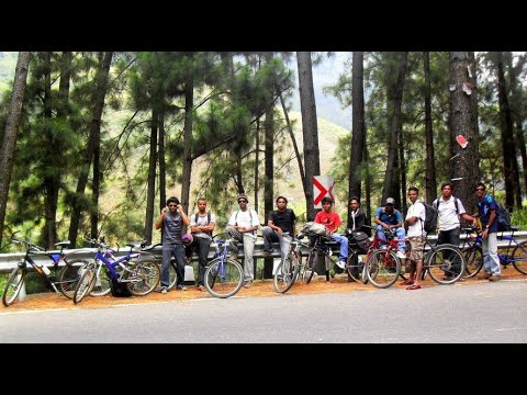 nuwara eliya - Sri Lanka, downhill bicycle ride - once in a lifetime journey