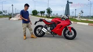 Đánh giá Ducati SuperSport hoàn toàn mới