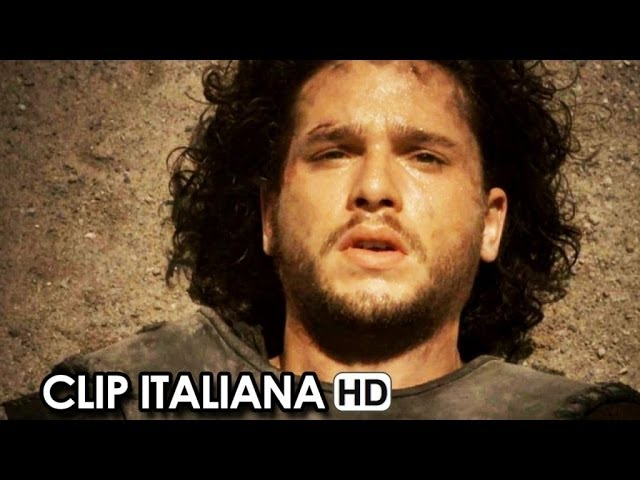 Pompei Clip Ufficiale Italiana 'Mi chiamo Milo' (2014) - Paul W.S. Anderson Movie HD
