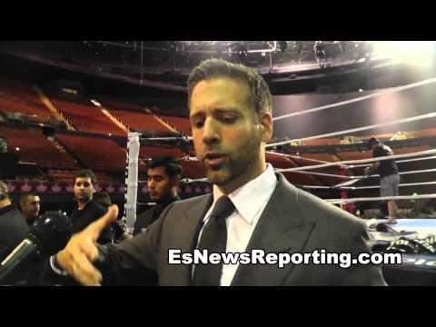 max kellerman on floyd mayweather vs manny pacquiao  - EsNews boxing