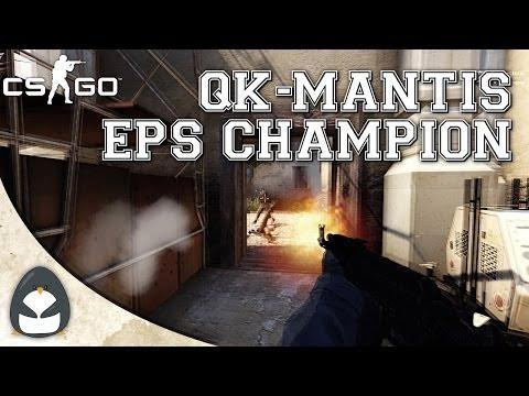 CS:GO - qk-mantis EPS Champion