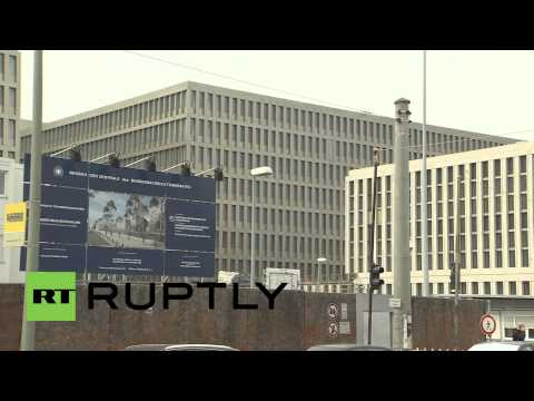Germany: Alleged US spy arrested