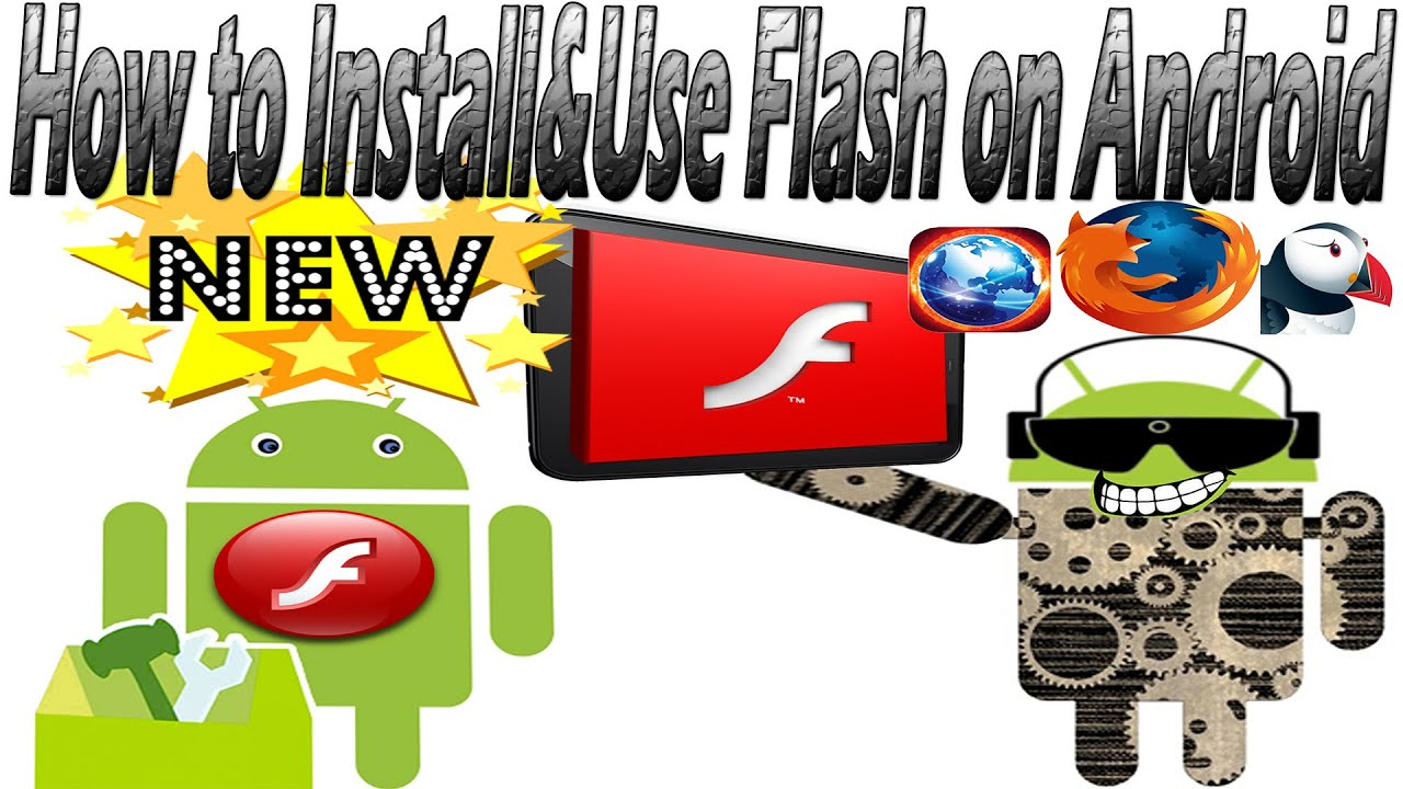 Adobe Flash Player Для Андроид 4.2.2