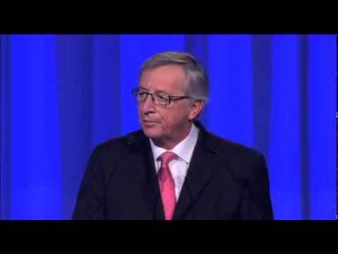 Jean-Claude Juncker acceptance speech at the EPP Congress, Dublin [English version]