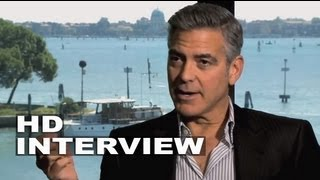 "Gravity: George Clooney ""Matt Kowalsky"" Talks About The"