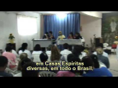 Médium Rogério H. Leite (entrevista) - parte 1
