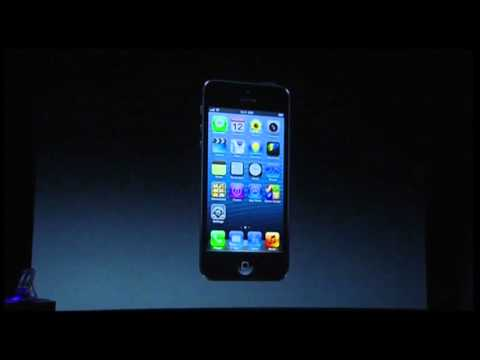 Apple Unveils Faster, Taller, Thinner iPhone 5