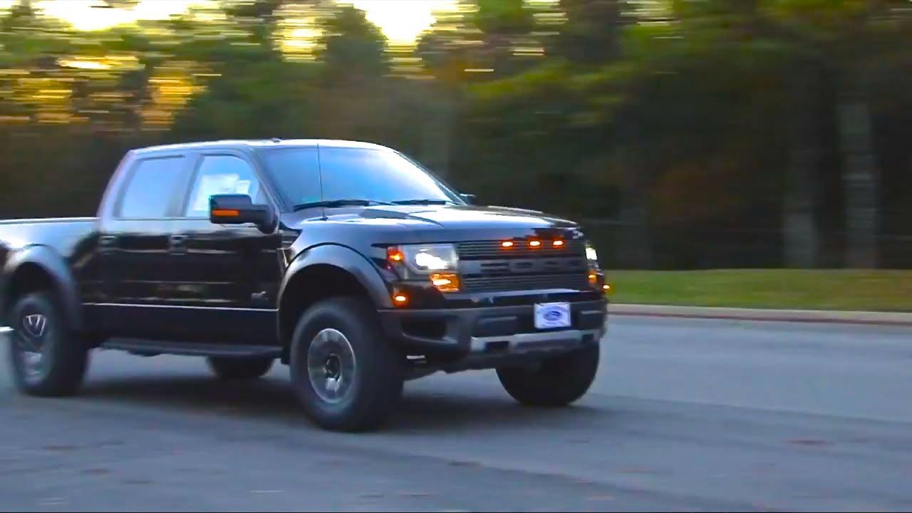 Ford Raptor Roush
