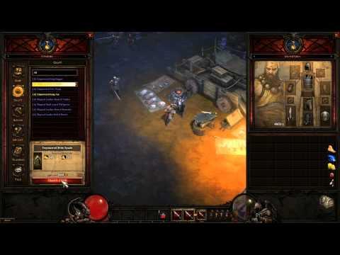 В Diablo 3 будет корован! Особенности новой системы крафта