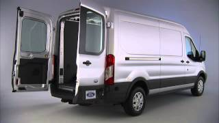 Ford Transit 2014 Video De Producto
