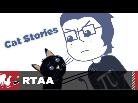 Cat Stories - Rooster Teeth Animated Adventures 4K