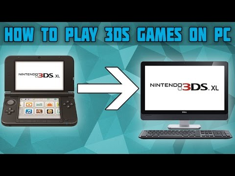 How to Play 3DS Games on PC! Citra Emulator Setup! 3DS Emulator working!