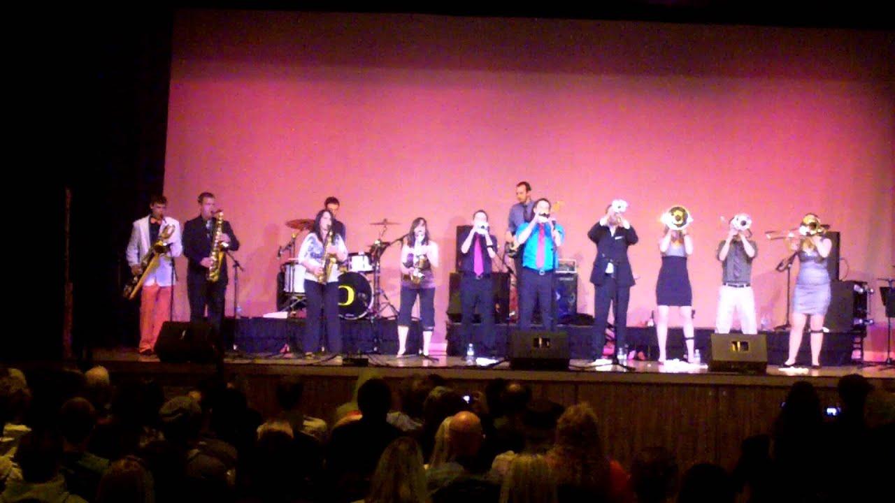 Oregon Green Garter Band - Swing O (2011) - YouTube
