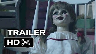 Annabelle Official Teaser Trailer #1 (2014) Horror Movie HD