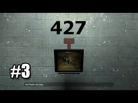 VGU Plays: The Stanley Parable | Episode 3: Your Life On Screen