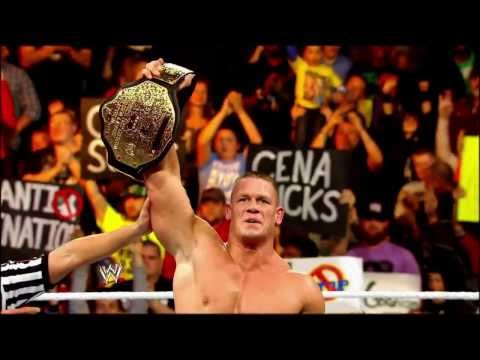 Who will be The Champion of Champions? - John Cena vs. Randy Orton - WWE TLC