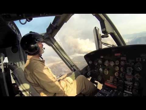 Firefighting with Helicopters