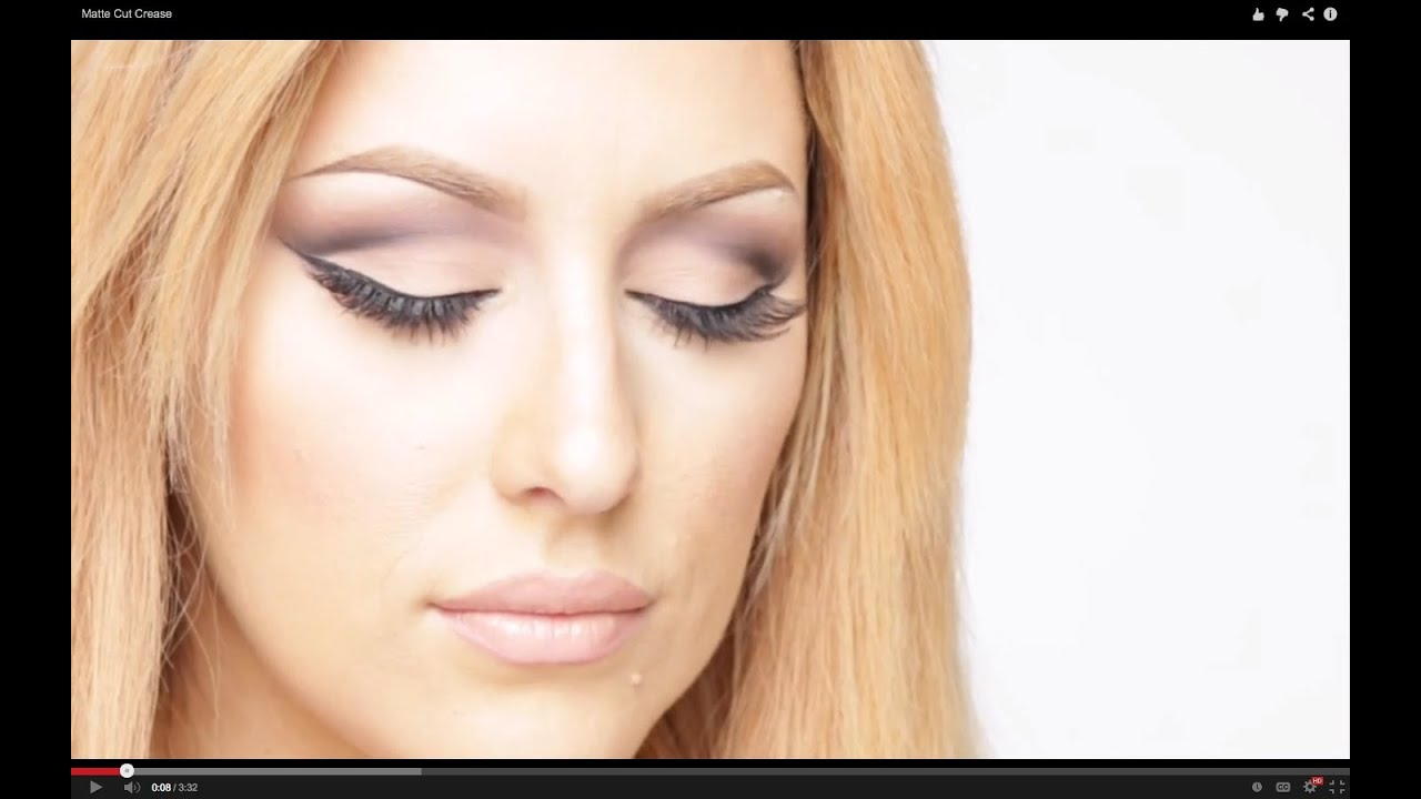 How to: Cut Crease - YouTube - photo #27