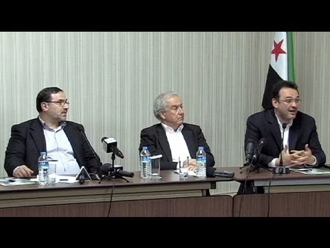 Syrian opposition calls for arms embargo to be lifted