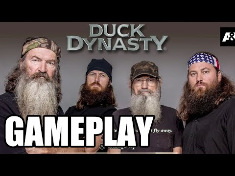 Duck Dynasty Video Game - Gameplay/No Commentary