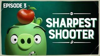 Piggy Tales - séria 3 - 3 - Najlepší strelec