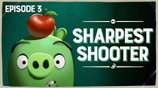 Piggy Tales - s�ria 3 - 3 - Najlep�� strelec