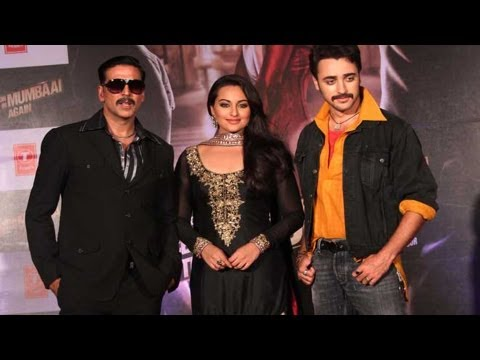 Once Upon A Time In Mumbaai Again - First look & Trailer launch