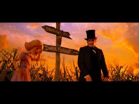 Lạc Vào Xứ Oz: Vĩ Đại và Quyền Năng - Cô Bé Sứ - Phim Clip