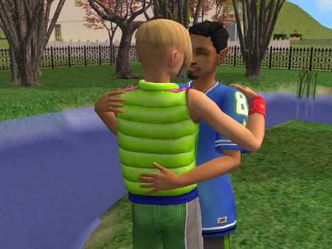 2 gay sims