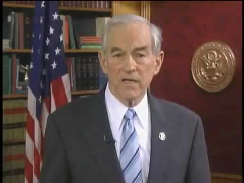 Ron Paul warns of Coming Social and Political Chaos