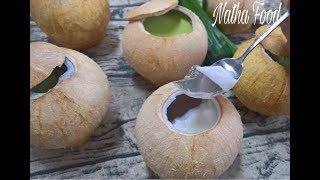 Rau câu dừa, công thức chuẩn ngon để kinh doanh không giấu nghề    Natha Food