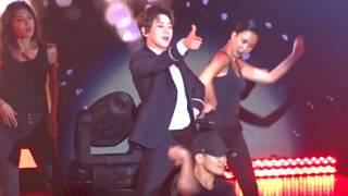 黃致列台北首唱會 開場 BANG BANG BANG YouTube 影片