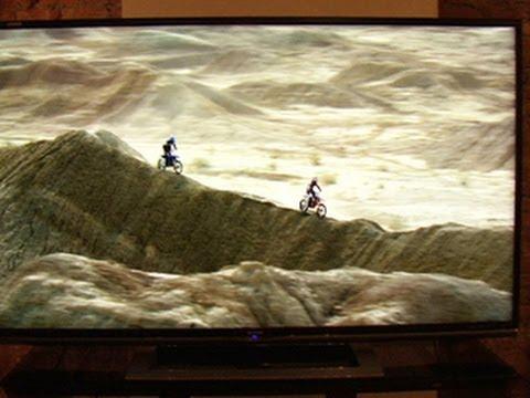 Sharp's UD-1 4K TV