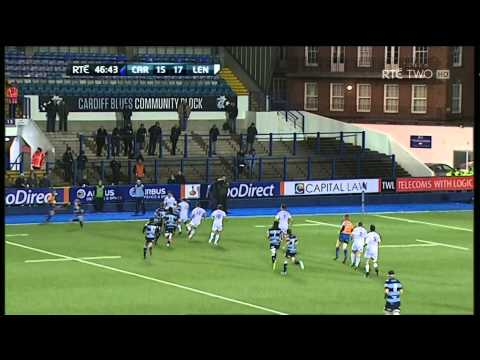 20/02/2014 Cardiff Blues V Leinster   RaboDirect PRO12 - Full Match