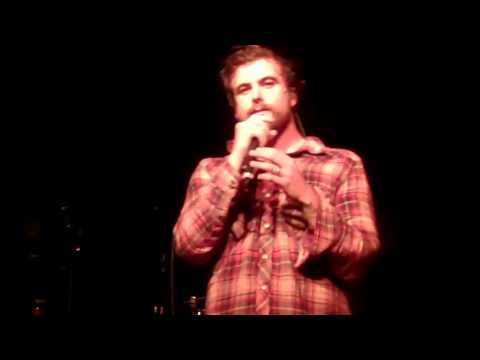 Anthony Green of Circa Survive Inspirational (Live)
