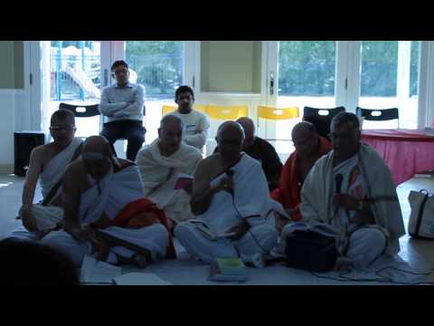WBF Holi 2013 - Vedic chanting 1