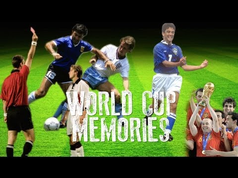 World Cup Memories: Martinez