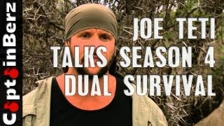 [Joe Teti Dual Survival] Video