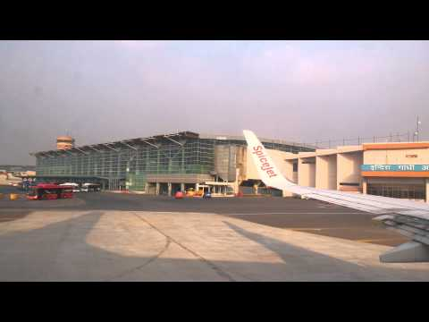 spicejet airlines on Delhi International Airport india