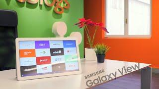 Análisis Galaxy View, Review en español